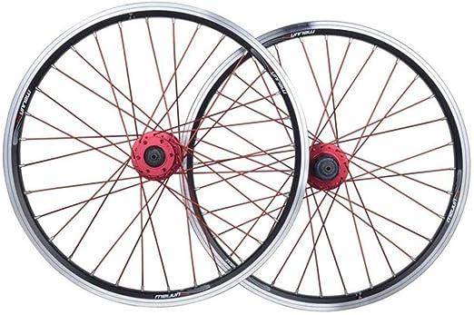 Ruedas De Bicicleta De Carretera Ruedas De Bicicleta BMX De 20 ...