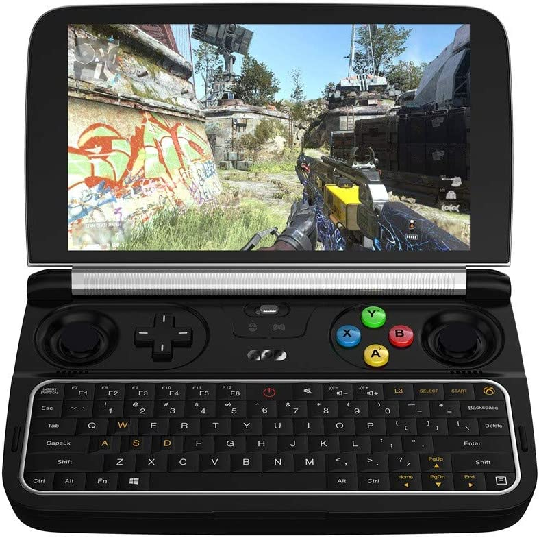 Retro Gaming for kids FINE GPD Handheld