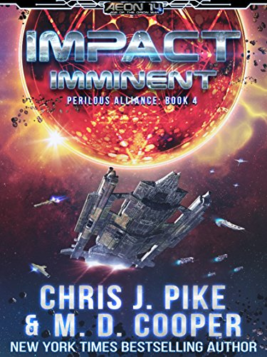 Impact Imminent by M. D. Cooper & Chris J. Pike ebook deal