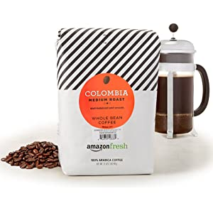 Save up to 20% off on coffee from Solimo, AmazonFresh, Happy Belly & More!