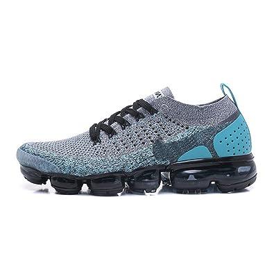 2d6e150287bd3 Mens Womens Air Vapormax Flyknit 2 Running Shoes Dusty Cactus 942842-104  (Men US7