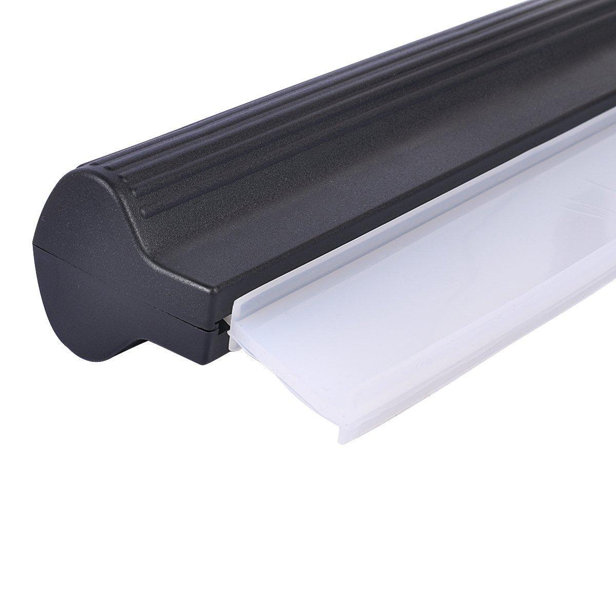 Limpiaparabrisas AutoEC, limpiaparabrisas de silicona, limpiaparabrisas de ventana, limpiaparabrisas, rascadores de hielo y nieve: Amazon.es: Coche y moto
