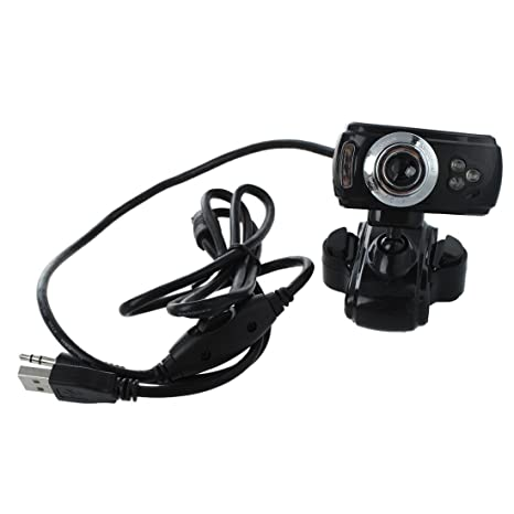 Camara de la PC - TOOGOO(R)USB 2.0 50.0M 3 LED PC