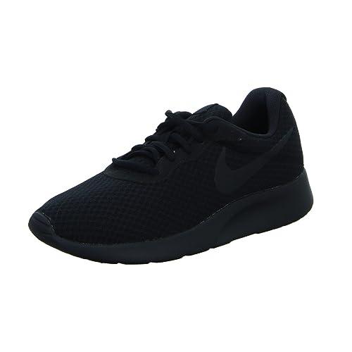 143eb942f4 Nike Tanjun 812654-001, Scarpe da Ginnastica Basse Uomo, Nero (Black 812654
