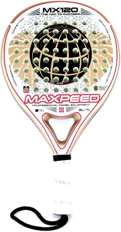 Pala Padel Maxpeed MX120: Amazon.es: Deportes y aire libre