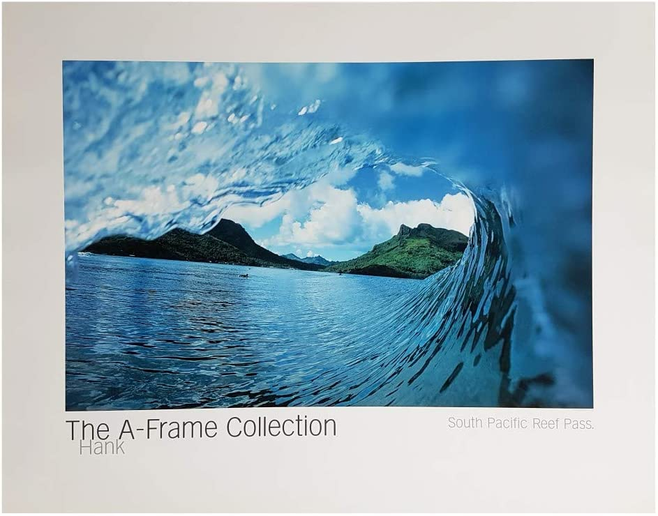 Multicolored One Size Surf System Unisex/_Adult Posters
