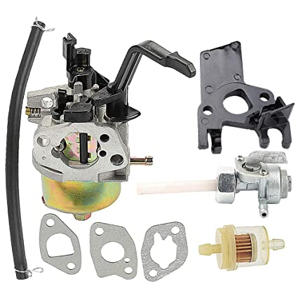 Harbot Carburetor for Harbor Freight Chicago Predator 68527 68528 67560  67561 208CC 212CC R210III 3500 3050 3200 4000 Watts Gasoline Generator