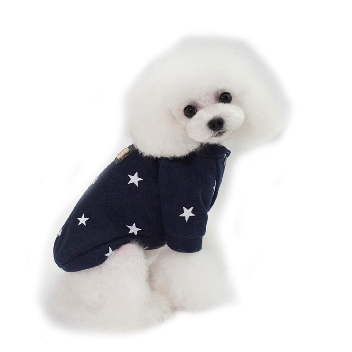 Winter Dog Clothes Coat Jacket Small Dog Costume Pet Hoodie Outfit Poodle Bichon Dog Clothing Apparel Pet