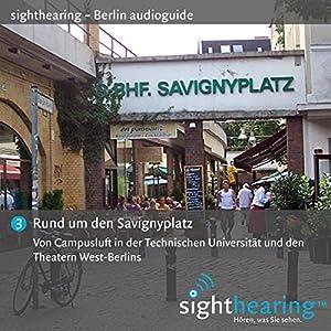 Rund um den Savignyplatz Hörbuch