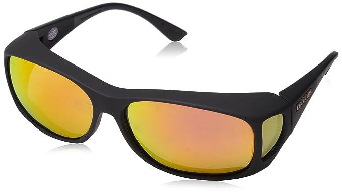 Capullos estilo línea MX rectangular polarizadas gafas de sol