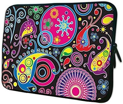 ARBUYSHOP Mujeres bolsa de ordenador portátil 7 10 12 13 15 pulgadas Accesorios para el ordenador portátil de la manga de la cubierta PC Tablets bolsa ...