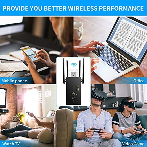 Wireless repeaters