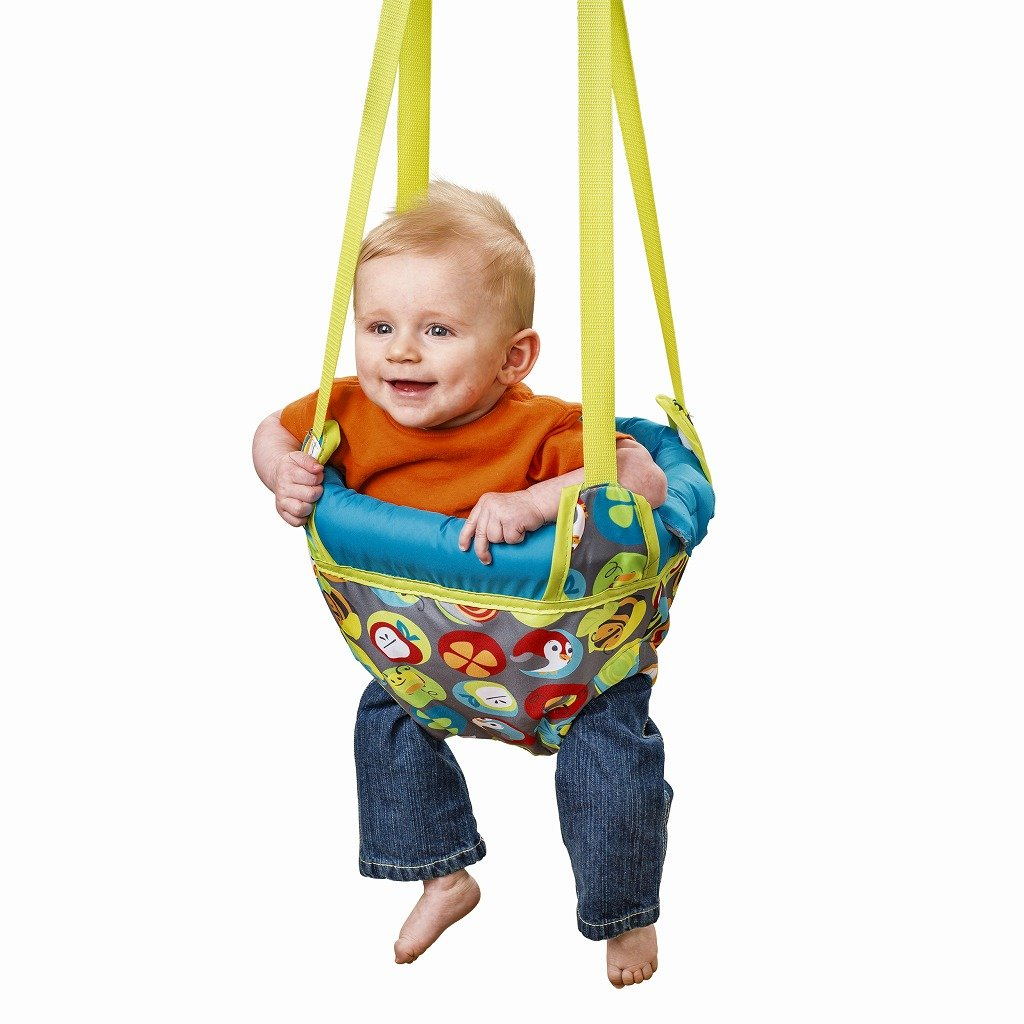 b74a5f28b43 Amazon.com   Johnny Jump Up Doorway Bumbly Jumper   Baby