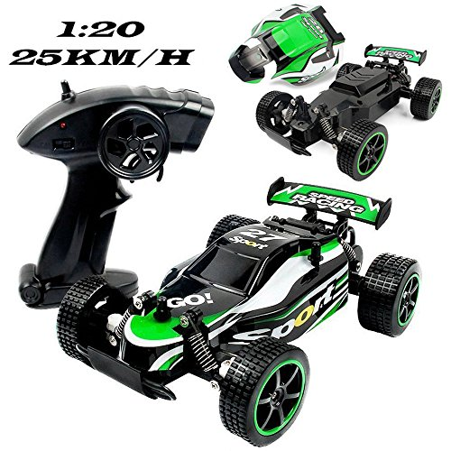 SZJJX RC Cars Crawler Truck 2.4Ghz High Speed Rock Off-Road