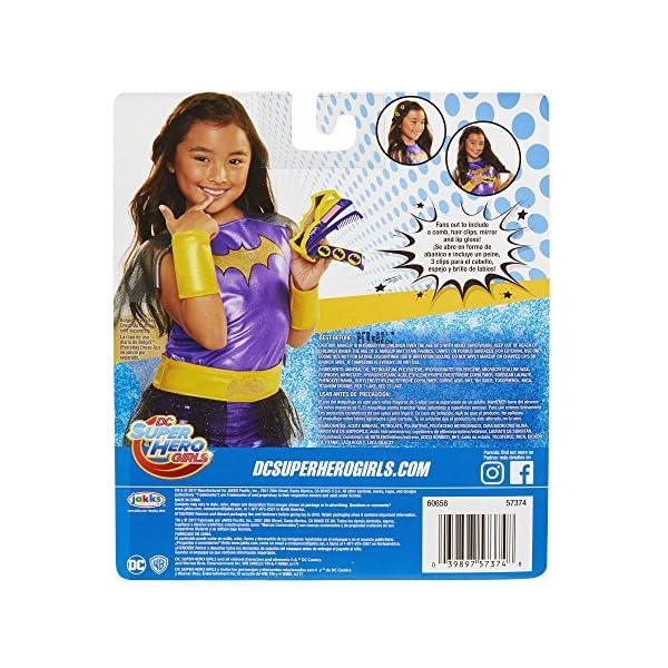 61NWQNw1uKL DC Super Hero Girls Batgirl 2-in-1 Batarang & Beauty Tool