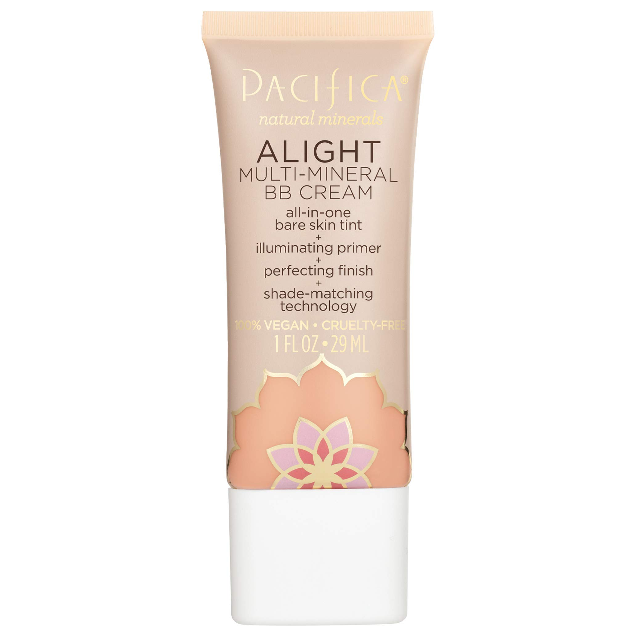 Pacifica Beauty Alight Multi-Mineral BB Cream , 1 Fl Oz