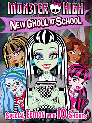 Monster High: New Ghoul at (Monster Monster Monster High)