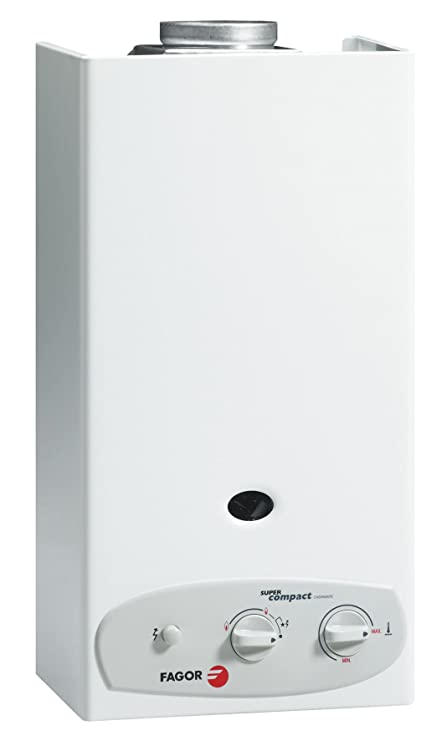 Fagor FTC-6 B Calentador de Agua, Blanco