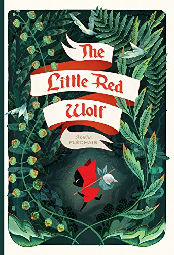 (The Little Red Wolf)
