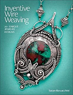 Woven Wire Jewelry (Beadwork How-To): Linda Chandler, Christine R ...