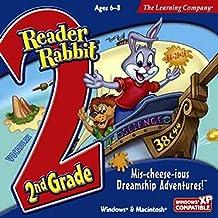 Reader Rabbit 2nd Grade Mis-cheese-ious Dreamship Adventures