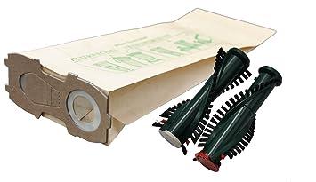 10 Staubsaugertüten Beutel geeignet für Vorwerk Kobold  118 119 120 121 122