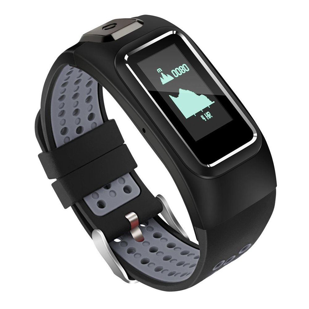 OOLIFENG Actividad Tracker, IP67 Impermeable Fitness Tracker ...