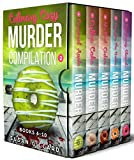 Culinary Cozy Murder Compilation 2: Books 6-10 of An Oceanside Cozy Series (An Oceanside Cozy Mystery)