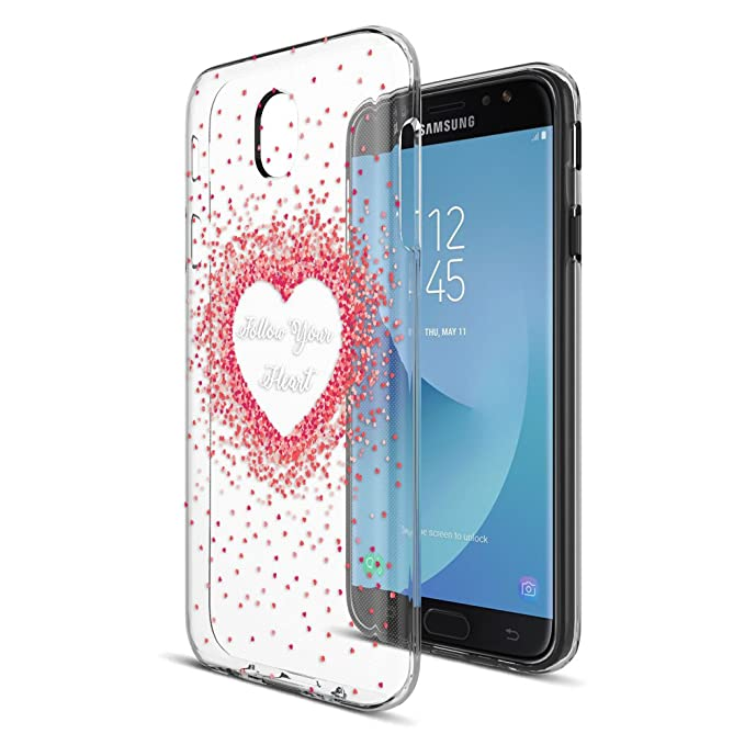half off 67211 7614f RayKay Back Cover for Samsung Galaxy J7 6 Transparent Best Price in ...