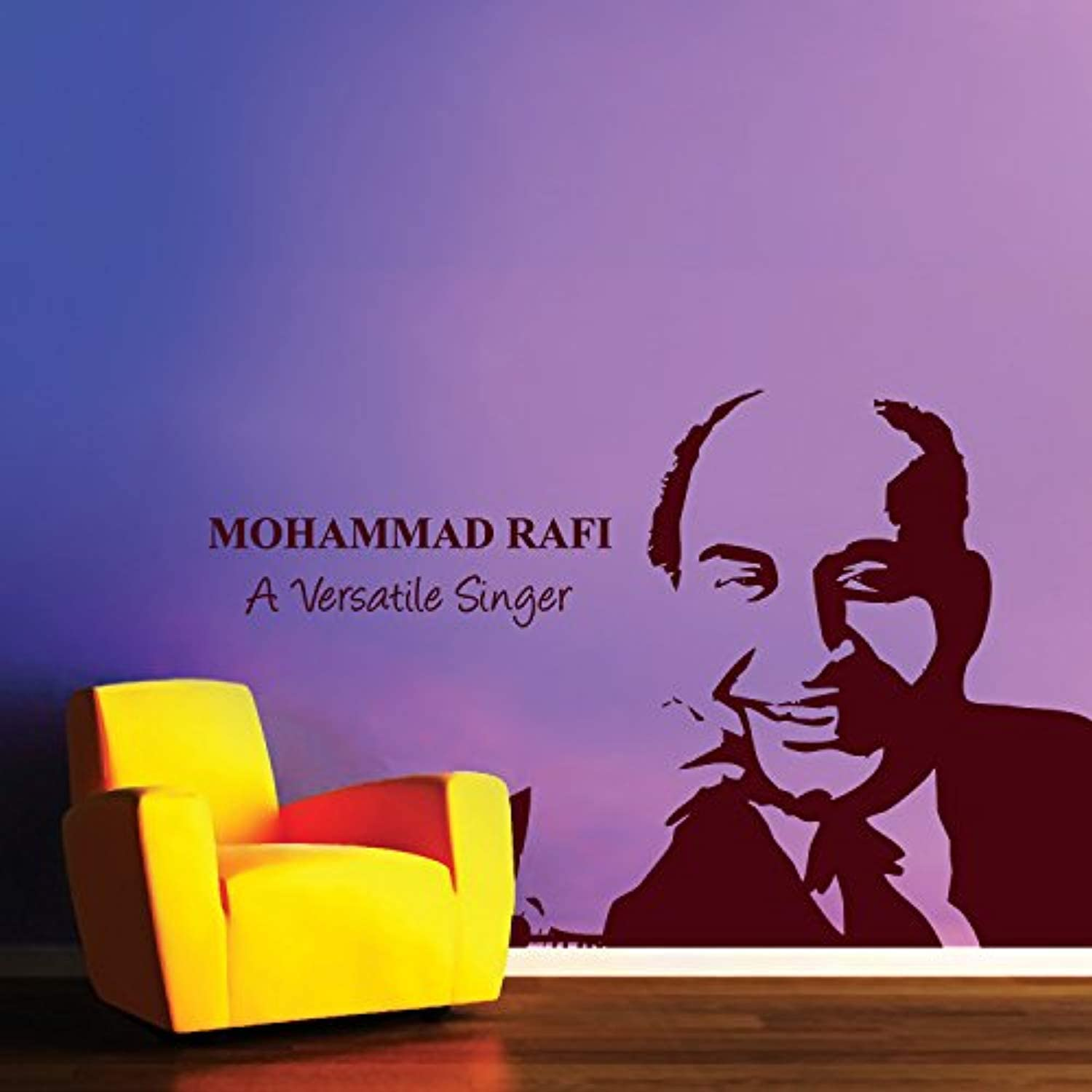BrandVinyl Rafi Saab Wall Sticker Decal
