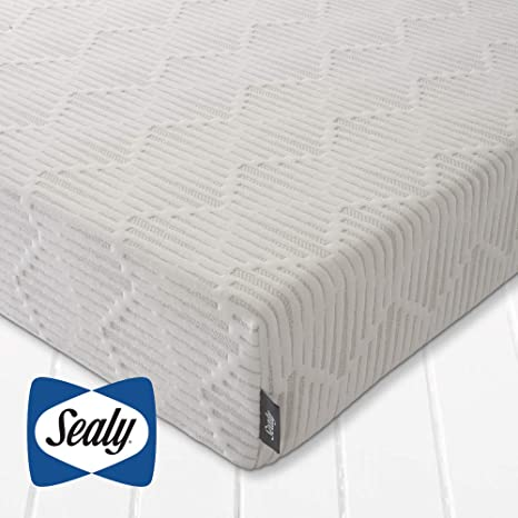 new arrival 4e560 2620b Sealy Posturepedic Ortho Rolled Mattress   Memory Foam   Zonal Support    Anti-allergy   UK King Size