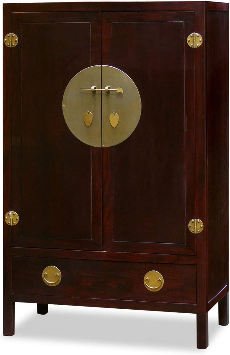 China Furniture Online Elmwood Armoire