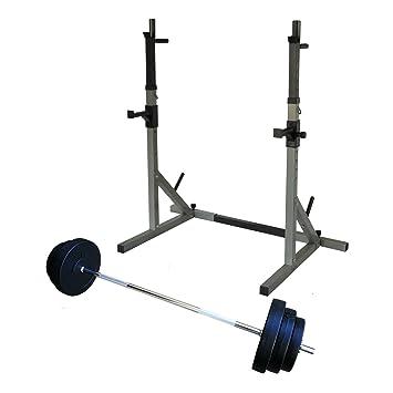 Soporte para mancuernas, soporte para halteras con pesas tange 160 ...