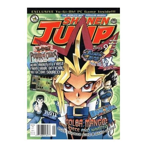 Buy shonen jump magazine naruto