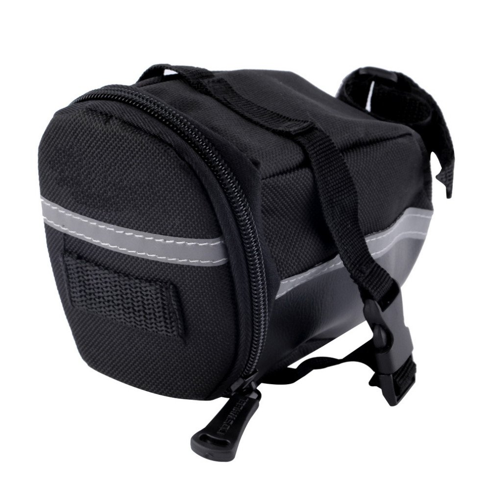 Bike Saddle Bag Waterproof Bicycle Bag Rear Seat Pouch Quakeproof
