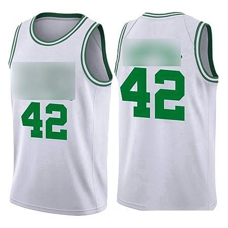 HS-WANG9 Boston Celtics # 42 Al Horford Uniformes del Juego de ...