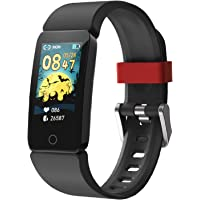 DoSmarter Fitness Tracker Watch for Kids Boys Girls, Waterproof Health & Activity Tracker for Kids with Step Calories…