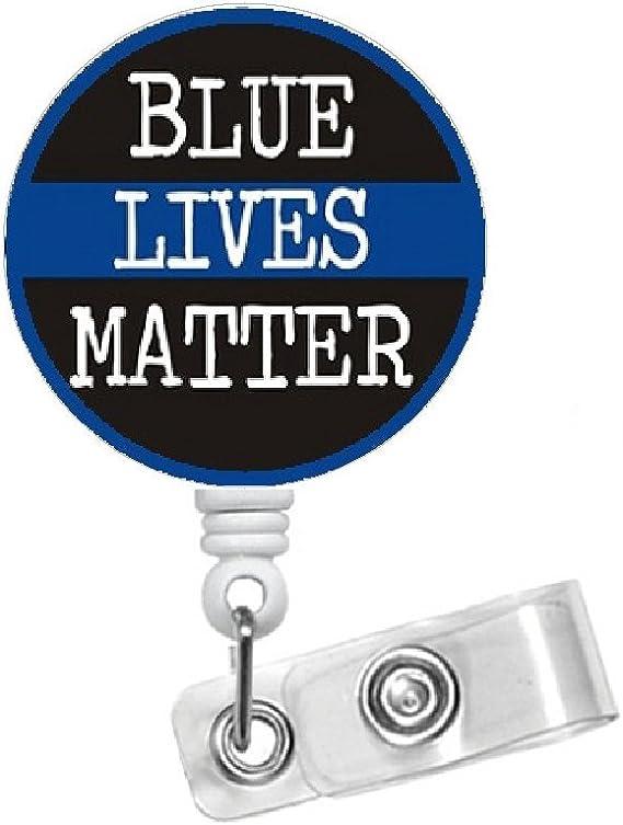 Black Lives Matter Badge Reel