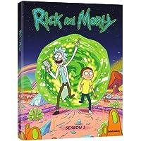 Rick & Morty: The Complete First Season [Importado]