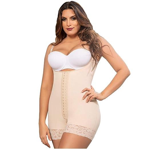cd44629733a MARIAE FP100 Tummy Control Braless Shapewear