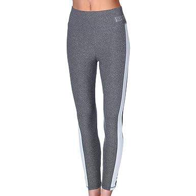 0a20f09d0f bebe Sport Womens Yoga Fitness Athletic Leggings at Amazon Women's ...