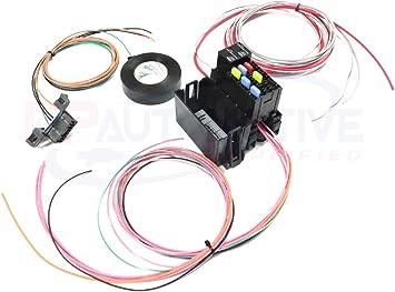Amazon.com: Michigan Motorsports LS Swap Wire Harness Fuse Block Stand  alone Wiring Harness OBD2 Port Connector: Automotive
