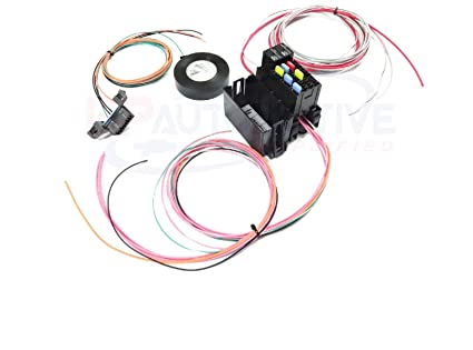 Marvelous Amazon Com Michigan Motorsports Ls Swap Wire Harness Fuse Block Wiring Cloud Hisonuggs Outletorg