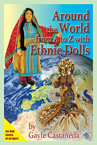 Around the World from A to Z with Ethnic Dolls ()