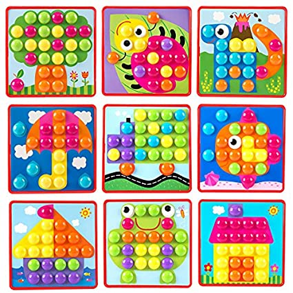 GoAppuGo Creative Activity Toys For 1 2 3 Year Old Boys Girls Kids Babies 10