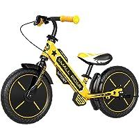Small Rider Roadster Sports EVA, Bicicleta de Equilibrio de 12 Pulgadas, Ultraligera, sin Pedales, sillín y Manillar…