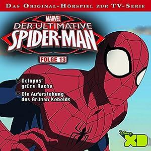 Der ultimative Spider-Man 13 Hörspiel