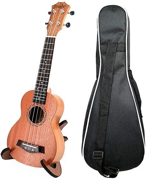 ADATEN Ukelele Sapele Principiante Cuatro Cuerdas Guitarra ...