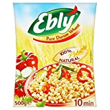 Ebly Pure Durum Wheat (500g) - Pack of 6