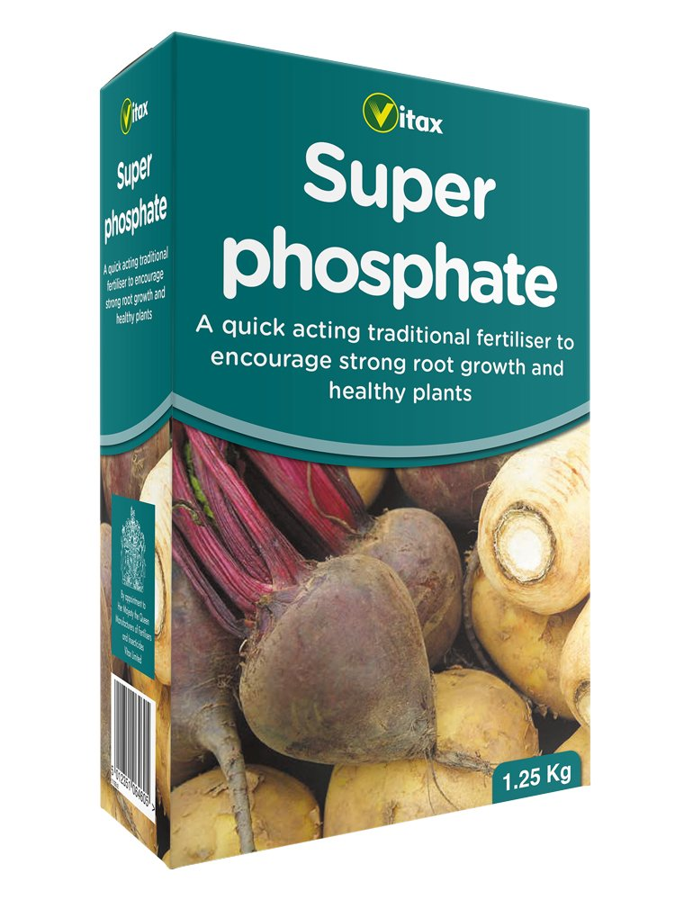 Vitax Ltd Super Fosfato - Fosfato Fertilizzante